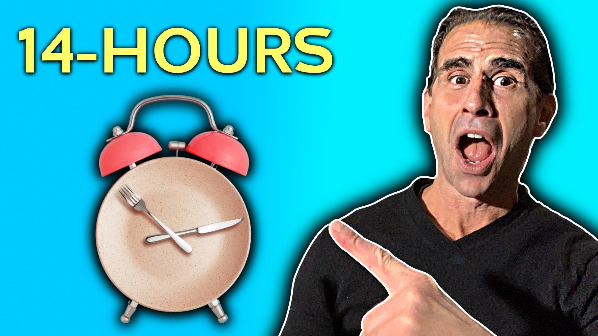14 Hour Intermittent Fast Benefits